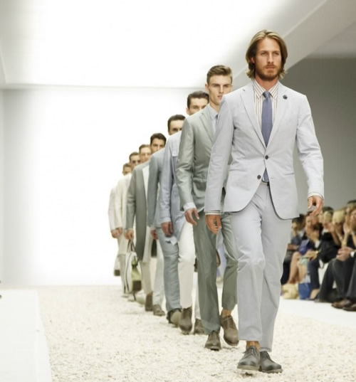 Milan Fashion Week | Ermenegildo Zegna Spring/Summer 2012
