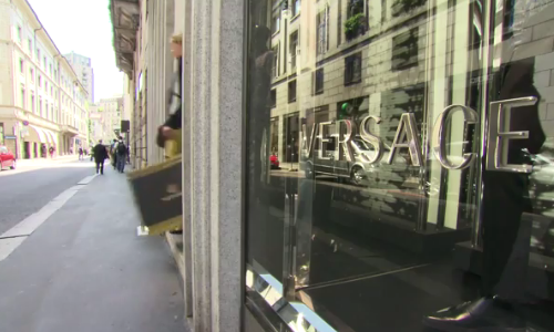 Versace for H&M Designer Collaboration Announcement Video