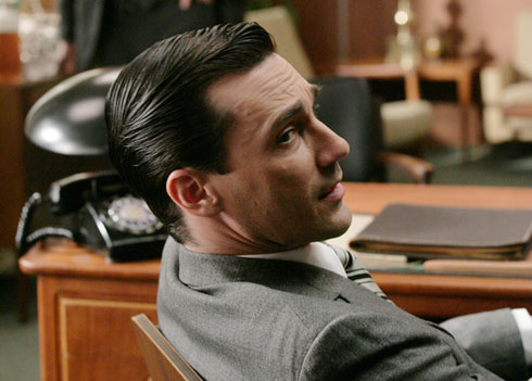 Mad Men's Jon Hamm Inks Three Year Contract Extension