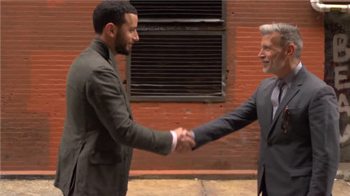 Nick Wooster & Josh Peskowitz on Gilt MANual Minute