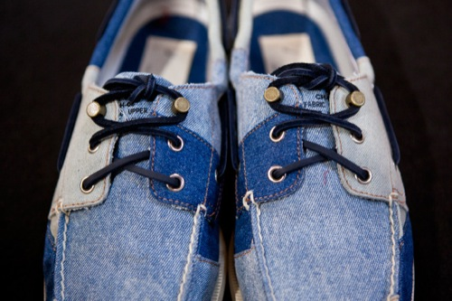 Sperry Top-Sider x Band of Outsiders Spring/Summer 2012 Boat Shoes Preview