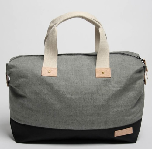 Rag Amp Bone Pre Fall 2011 Denim Weekend Bag Por Homme