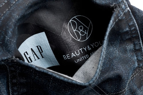 Beauty & Youth x GAP 1969 Denim Jeans