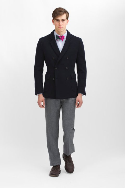 Brooks Brothers Fall/Winter 2011 Lookbook