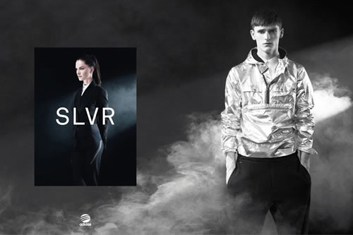 Adidas SLVR Fall/Winter 2011 Ad Campaign