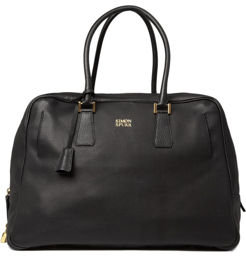 The Want | Simon Spurr Travel Bag