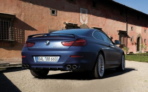 2012 Alpina BMW B6 Bi-Turbo Coupe