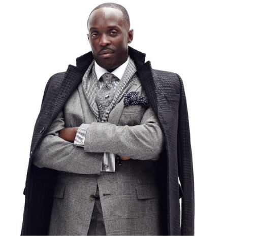 MR PORTER | Q&A with Michael Kenneth Williams of Boardwalk Empire
