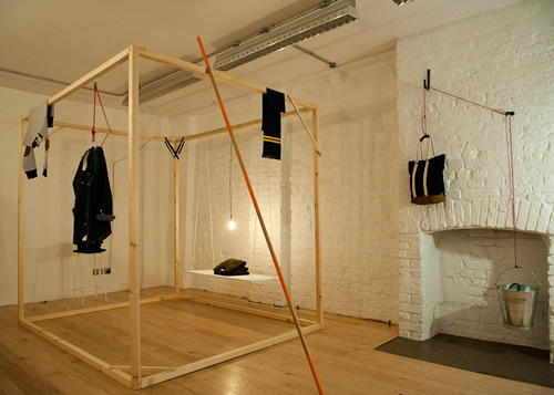 Silent Ventures Pop-Up Store, London