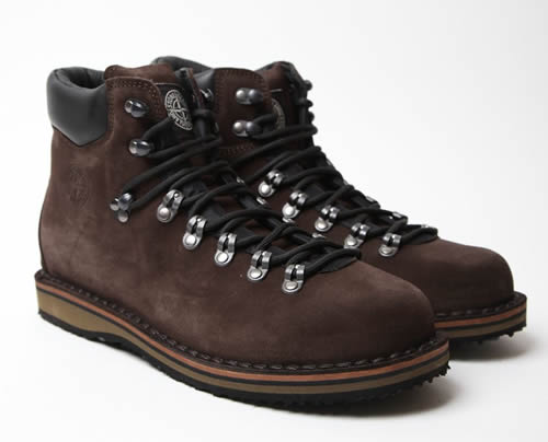 Stone Island x Diemme Hiking Boot