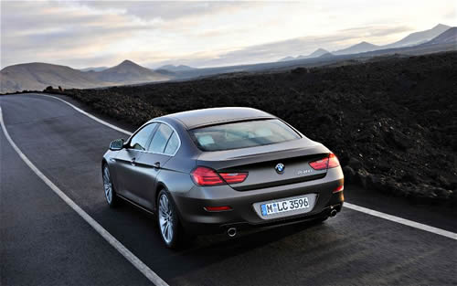 2013 BMW 6 Series Gran Coupe vs. CLS, Panamera and A7