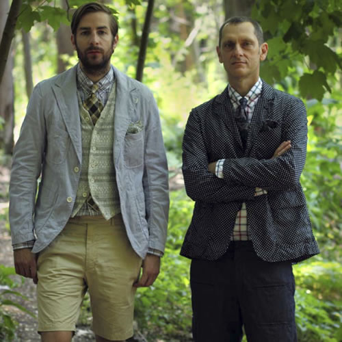 Engineered Garments Spring/Summer 2012 Lookbook