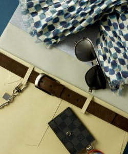 Louis Vuitton Holiday 2011 Accessories Men's Collection