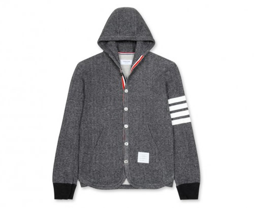 Thom Browne Jersey Parka for Fall 2011