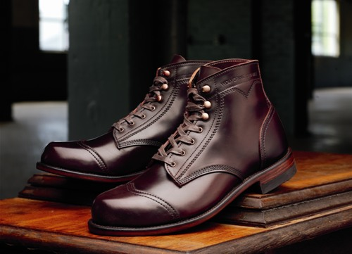 Leffot x Wolverine 1000 Mile 721 LTD Boot for Japan Auction
