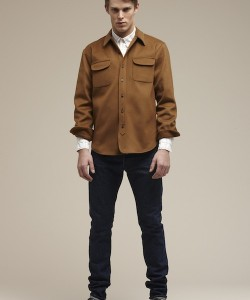 Maison Kitsuné Fall/Winter 2012 Men's Collection Lookbook