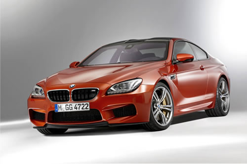 2013 BMW M6 560-hp Twin-Turbo Coupe and Cabriolet