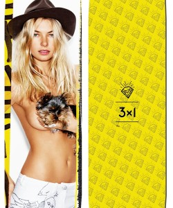 3x1 x Ben Watts Skateboards Limited Edition for Charity