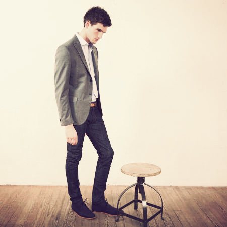 Balibaris Menswear Spring/Summer 2012 Collection