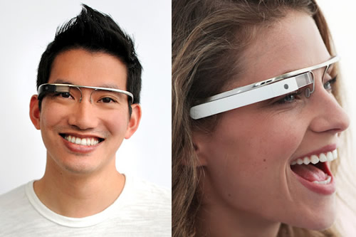 Google | Project Glass - Augmented Reality Eyewear