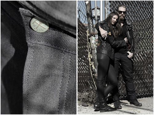 Left Field Denim 2012 Lookbook