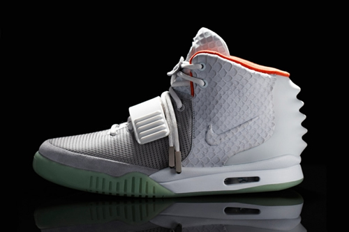 Nike Air Yeezy 2 - Platinum and Black - Releasing June 9th