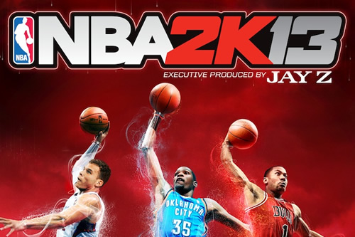 NBA 2K13 | Executive Produced by Jay-Z