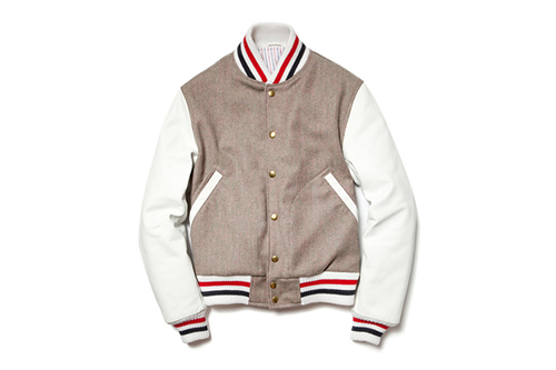 Thom Browne Varsity Jacket for Fall/Winter 2012