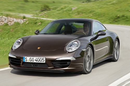 2013 Porsche 911 Carrera 4 and 4S Coupe / Cabriolet