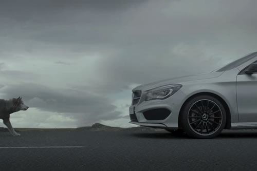 2014 Mercedes-Benz CLA-Class Highlight Film