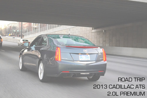 Road Trip | 2013 Cadillac ATS Goes to Atlanta