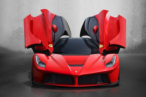 2013 LaFerrari Unveiled