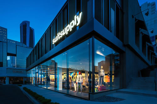 Now Open | Suitsupply Atlanta Store