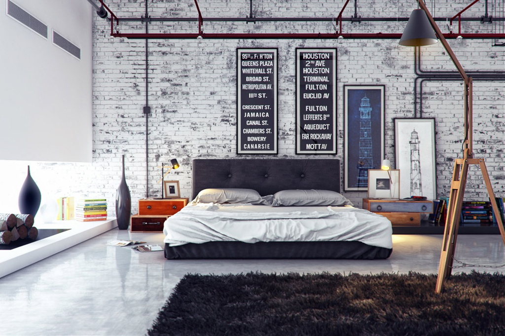 10 awesome masculine bedrooms