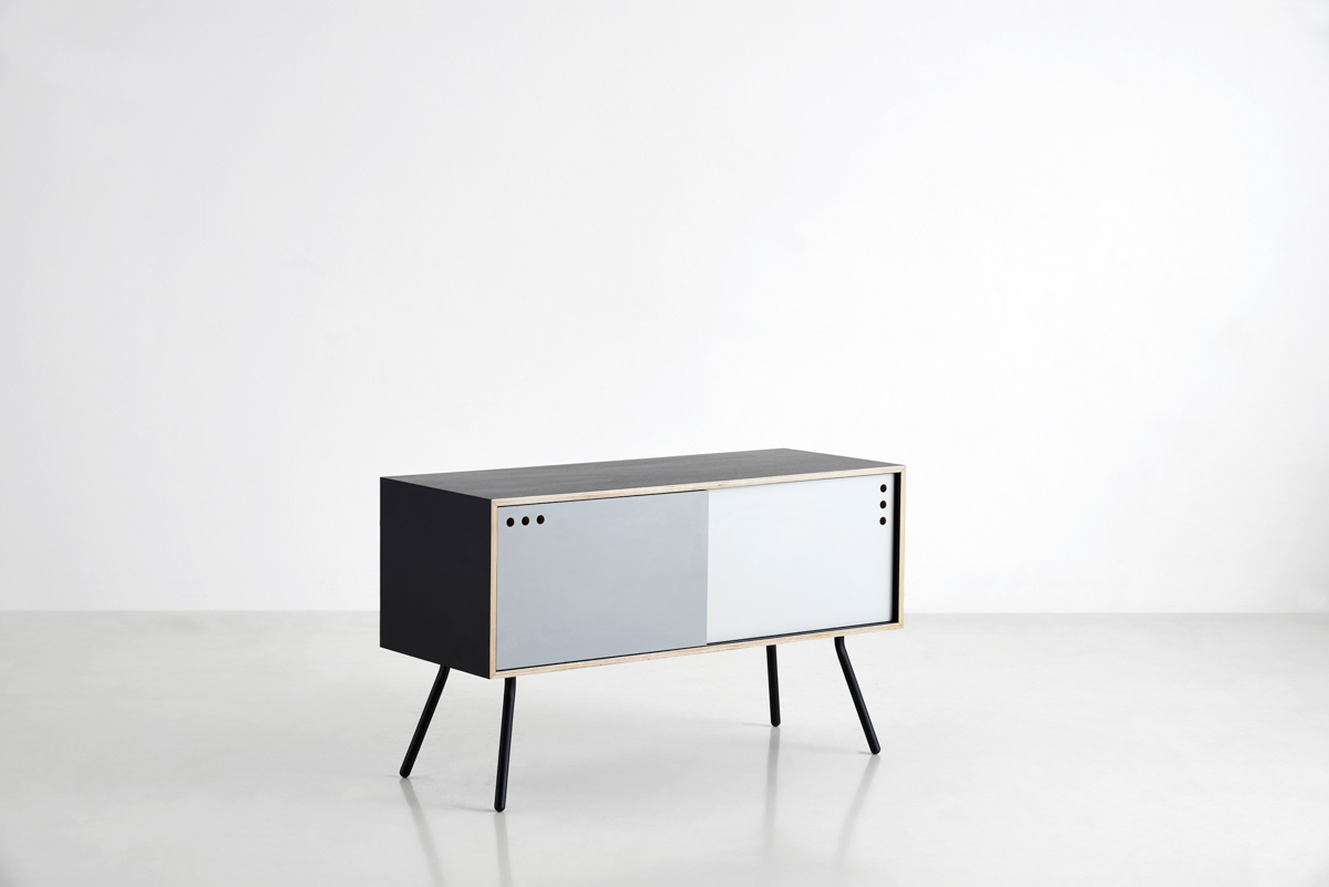Nordic minimalist furniture by studio nur for Minimalist furniture