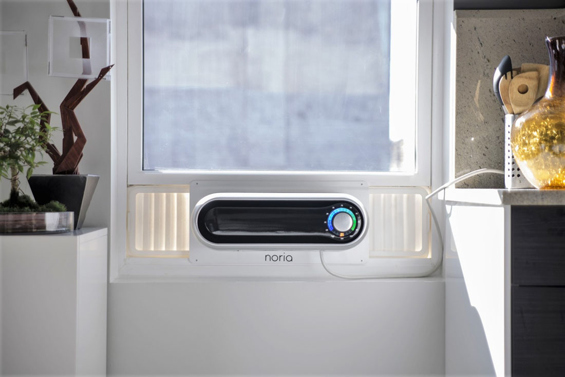Noria Is A Smart Window Ac Unit That S Beautifully