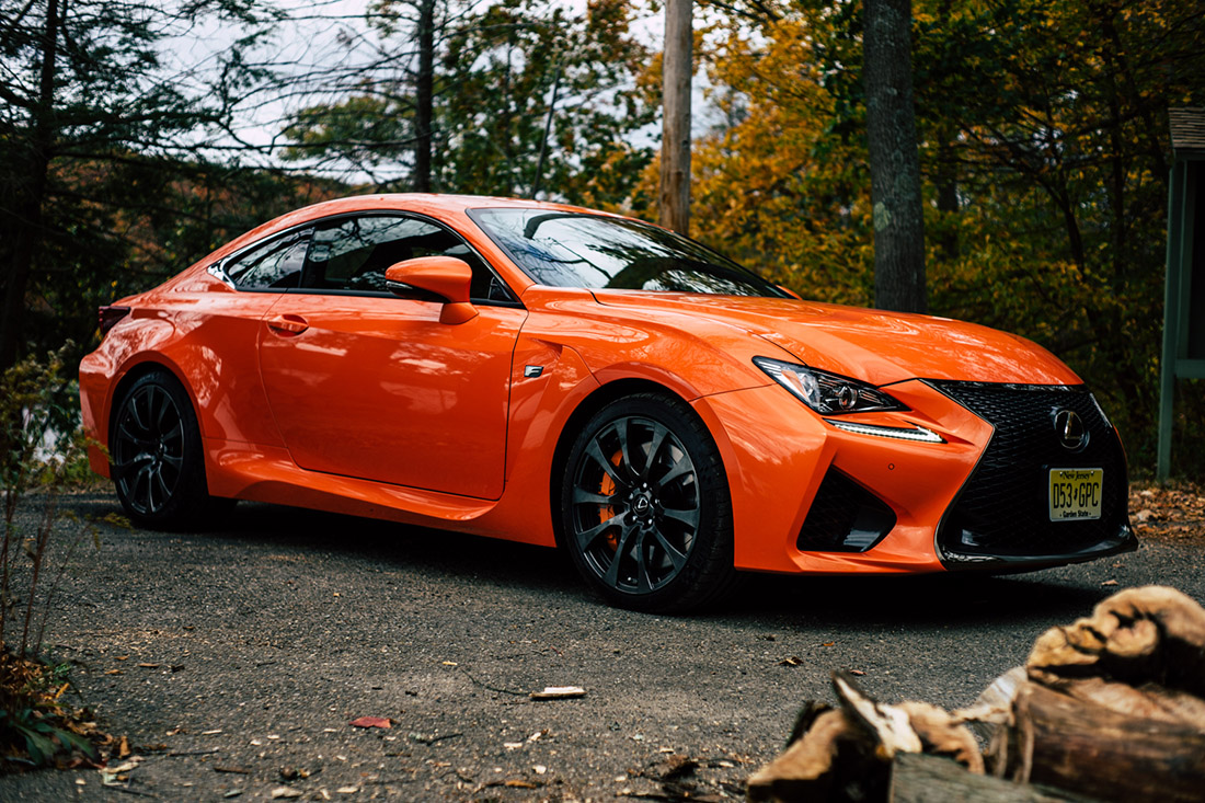 2017 Lexus Rc F And Gs F Test Drive