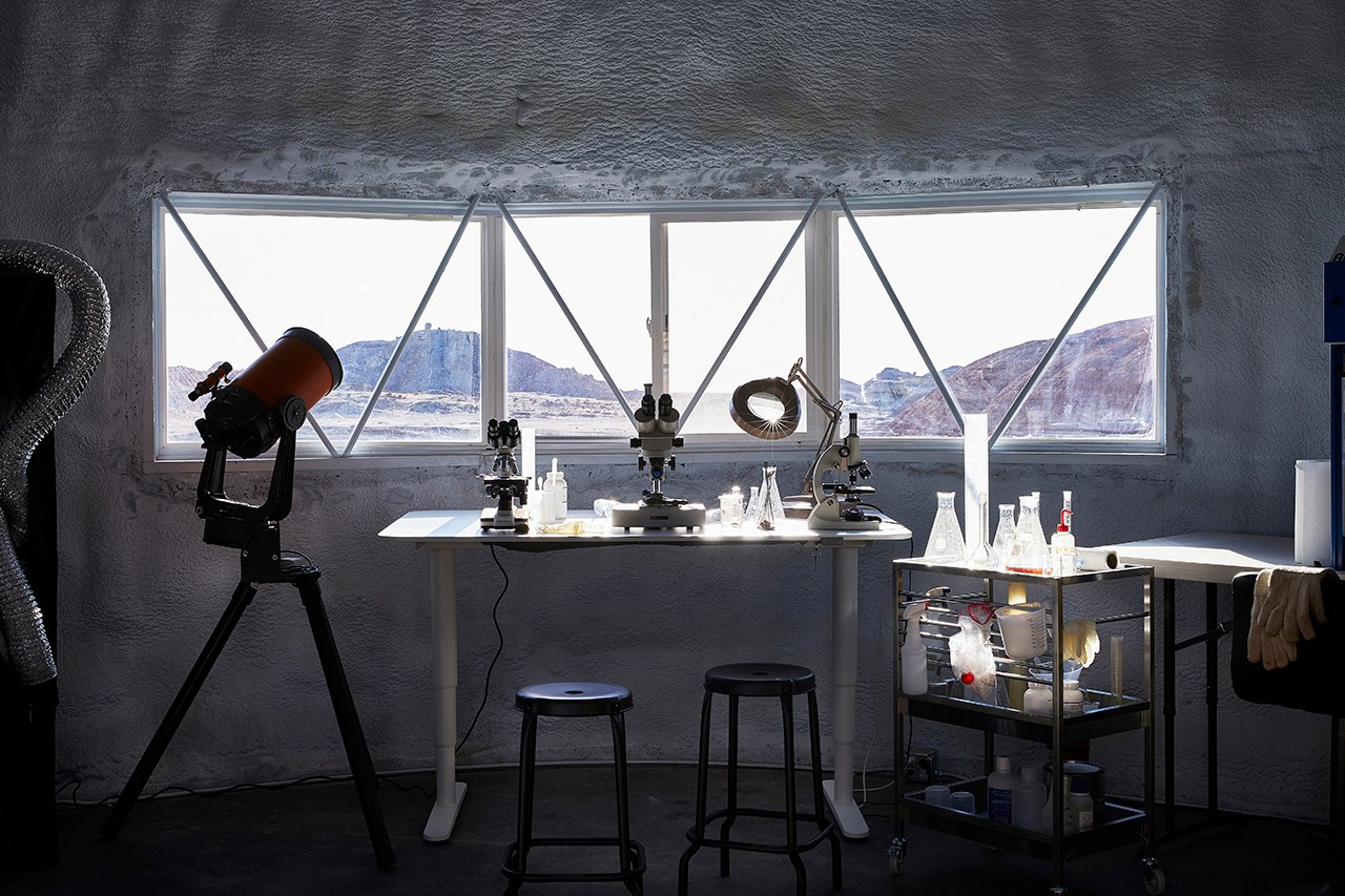 IKEA's Redesign of the Mars Desert Research Station Is How You Do The Most With Little Space